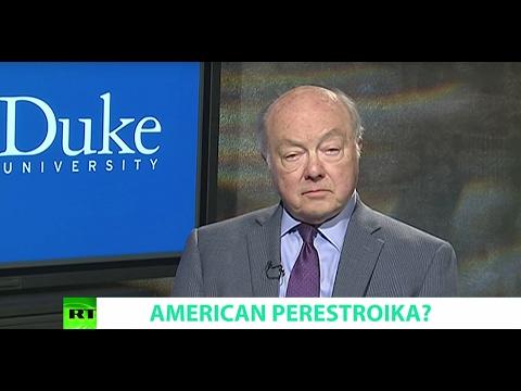 AMERICAN PERESTROIKA? Ft. Jack Matlock, Former U.S. Ambassador to the Soviet Union