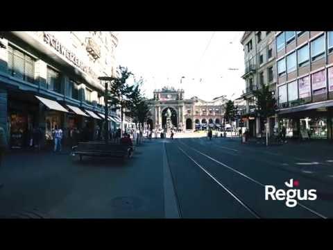 Virtual tour - Regus Zurich Bahnhofstrasse business centre