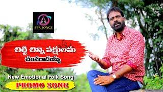 CHITTI CHINNI PAKSHULU NEW FOLK SONG 2020 #Promo #Dhyana_Gaddar_BhoopathiRaj #SBRSONGS