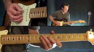 Led Zeppelin - No Quarter Guitar Lesson (Chords/Rhythms)