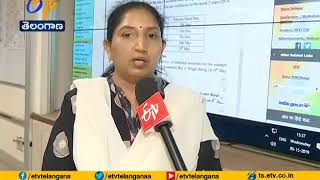 Hyderabad Weather Dept | Director Nagarathna Interview | On High Temperatures