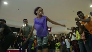 Nigerian dancer breaks 'longest dance' world record