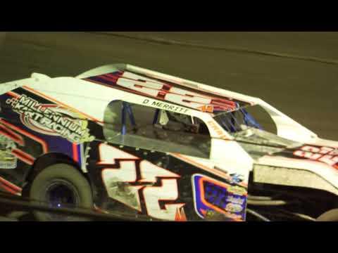 Damian Merritt 22M Marysville Raceway Park SportMod finish 5/12/18
