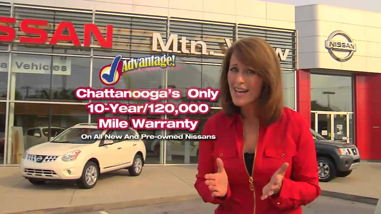 Mtn View Nissan >> Mtn View Nissan Advantage