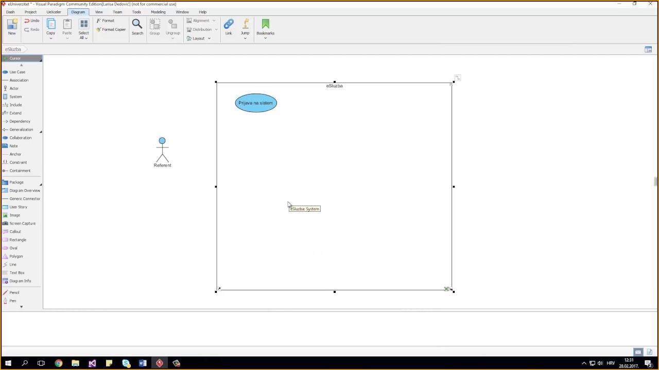 uml use case model visual paradigm - Visual Paradigm For Uml Community Edition