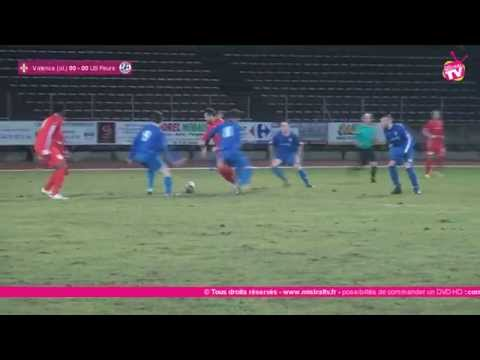 FOOTBALL -  Coupe Rhône Alpes -  OV vs US Feurs_14.02.2015