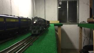 Lionel Train Set Update 2.14.2015