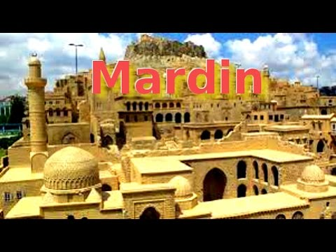 Mardin/Mêrdîn - Antike Stadt in Mesopotamien (Tur Abdin)
