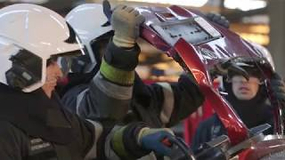 Film pompier: formation