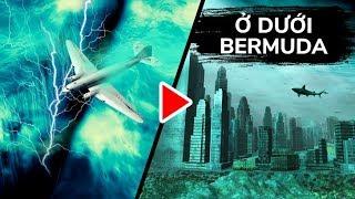 Một số người cho rằng có một thành phố phía dưới tam giác quỷ Bermuda