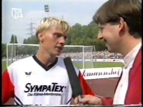 SG WATTENSCHEID 09 gg. SV Werder Bremen 11.08.1990 Highlights