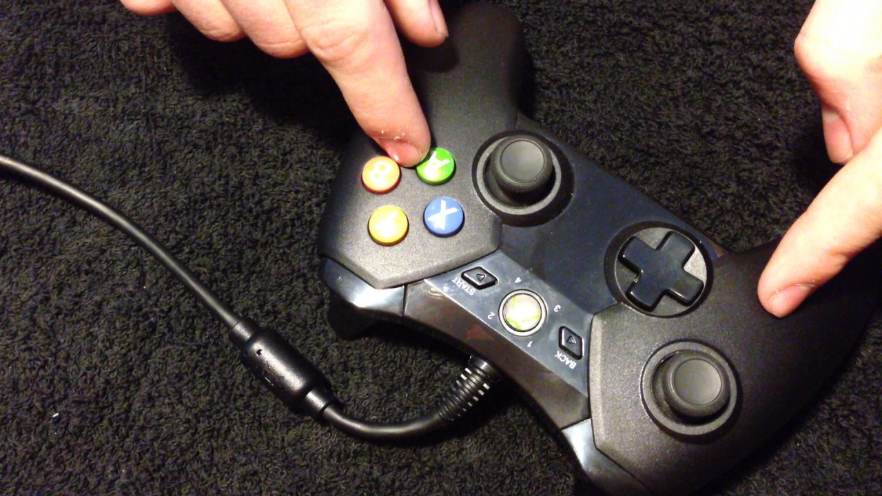 Power A Xbox 360 controller review - YouTube