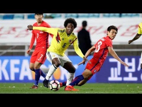 Download COLOMBIA VS CHINA - AMISTOSO - RUSIA 2018 (4 - 0) (ESPN)