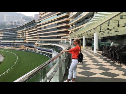 Hong Kong (Day 3) - Happy Valley, Café Gray & Shopping