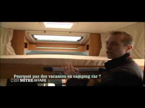 Mcrent Reportage Camping Car Youtube
