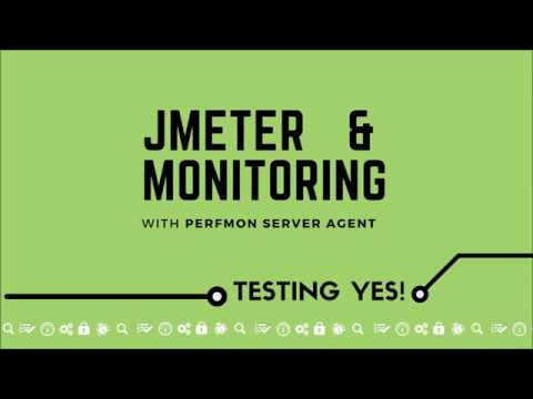 JMeter & Monitoring with PerfMon Metrics Collector