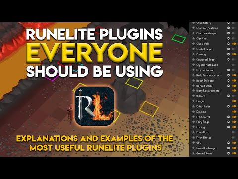 RuneLite Plugins Everyone Should Be Using This is My Setup