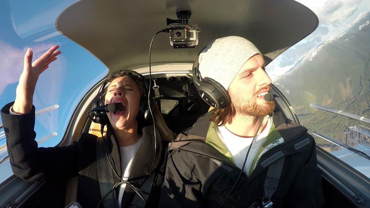 GoPro Awards: Airplane Failure Marriage Proposal