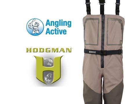 Hodgman Aesis Sonic Zip Stocking Foot Wader