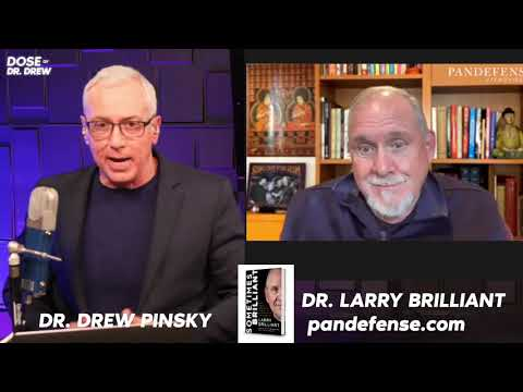 """Epidemiologist Dr. Lawrence """"Larry"""" Brilliant : Founder and"""