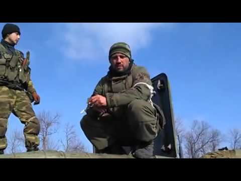 Ukraine War | Russian invaders captured a BTR 80 and another T 64BV near Debaltseve