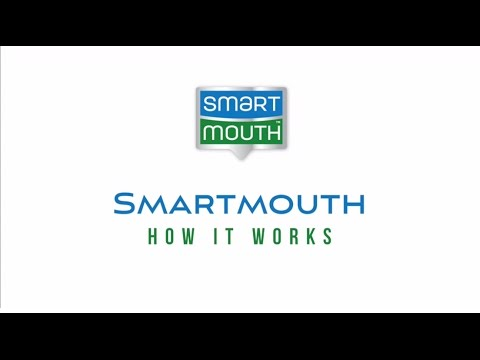 SMARTMOUTH ORAL RINSE - HOW IT WORKS