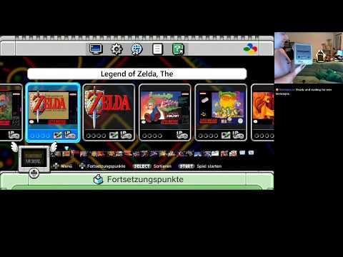 G&T Retro Streaming - SNES Classic Mini - The Legend of Zelda - A Link to the Past | G&T Crew