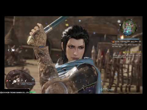 Dynasty Warriors 9 Jin Final Story ( Jia Chong ) | Chapter 13 - A Close to the Chaos Part 1