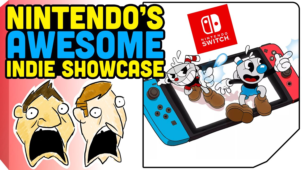 Cuphead And New Zelda On Nintendo Switch Hot Take