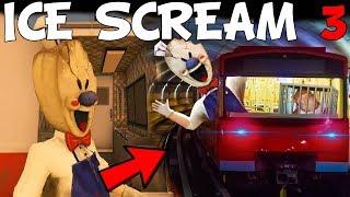 ICE SCREAM 3: NOVO METRO, NOVO SHOPPING E NOVO ACAMPAMENTO!! - INCRÍVEL! - Oficial Game Trailer