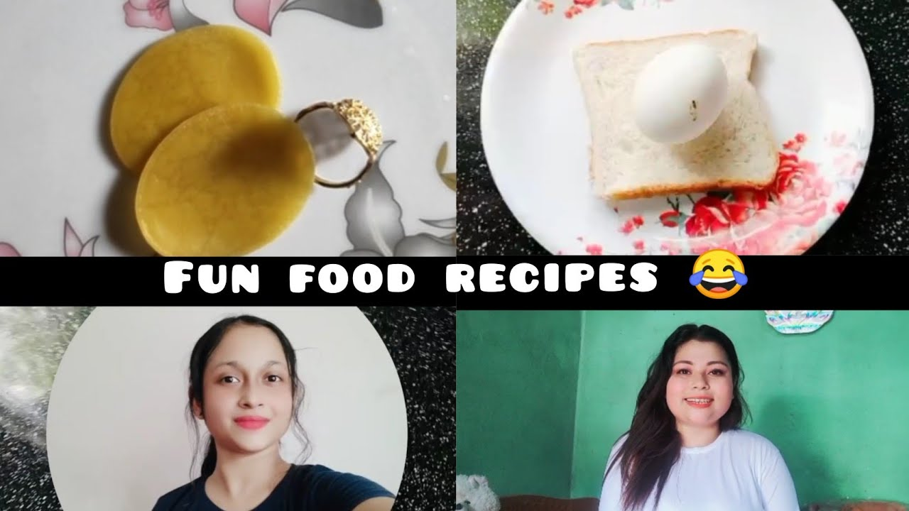 Fun Food Recipes | Anyone can become a master chef 😂