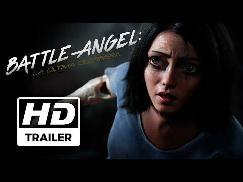 Battle Angel: La última guerrera   Primer trailer subtitulado   Próximamente - Solo en cines
