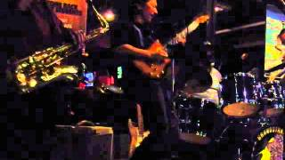 竹田和夫 Kaz Takeda  Guitar solo   2013.8.11  At Stovepipper Northridge CA