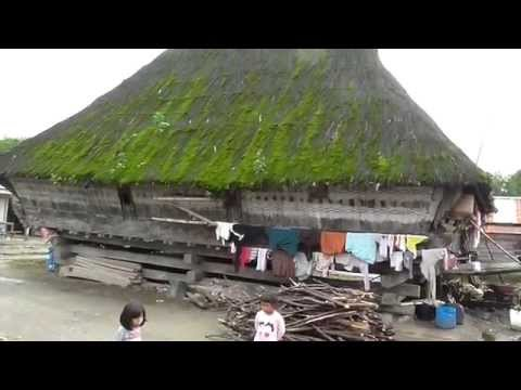 A Traditional Karo Village in North Sumatra