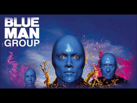 Blue Man Group - Up To The Roof