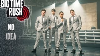 Big Time Rush - No Idea (Letra/Lyrics - Español/English)