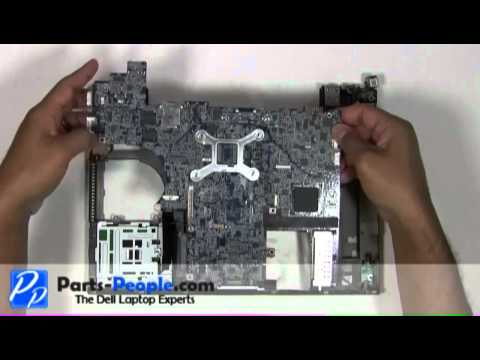 Dell Latitude E6400   Motherboard Replacement   How-To-Tutorial