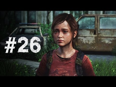 The Last of Us Gameplay Walkthrough Part 26 - Financial District