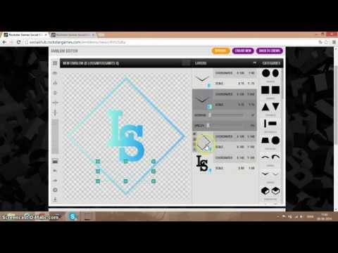 Batman Logo Crew Emblem Gta 5 Online Tutorial Youtube - Www