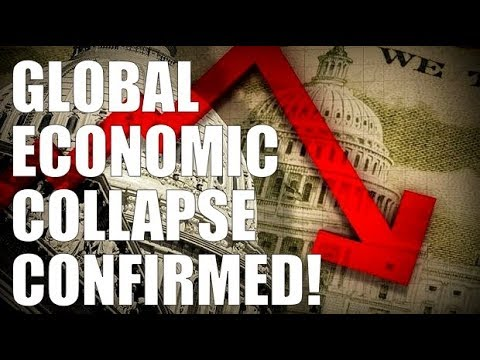 🔴 The GLOBAL DEBT CRISIS: Global Economic Collapse CONFIRMED!!