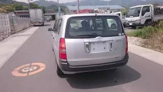Видео-тест автомобиля Toyota Succeed (Ncp51-0122389, 1NZ-FE, 2006г)