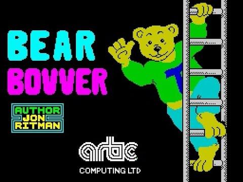 ZX Spectrum Longplay [033]  Bear Bovver