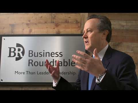 S&P Global Chairman and CEO Doug Peterson on America's Infrastructure