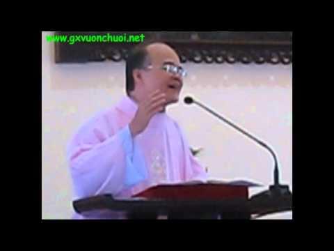 Bài giảng Lễ Hôn Phối sáng 10.9.2011 - Cha phụ tá