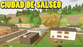 UNTURNED #2 - Snipers, escopetas, y salseo | Gameplay Español