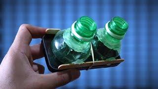 DIY #32: Como fazer óculos de realidade virtual com garrafa Pet | Alan HR