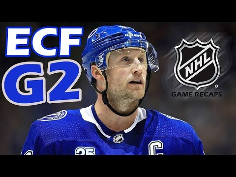 Washington Capitals vs Tampa Bay Lightning. 2018 NHL Eastern Conference Final. G2. 05.13.2018. (HD)