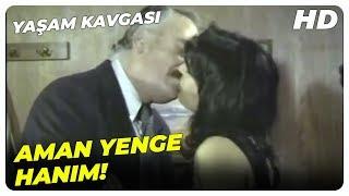 Yaşam Kavgası - Şükran, Reşitin Patronuyla Kırıştırıyor  Fatma Girik Eski Türk Filmi