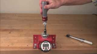 TED Factory Floor Torque Tester and Calibrator