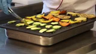 Self Cooking Center® 5 Senses Rational: Cottura a grill